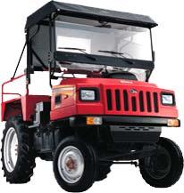 Mahindra Tractor Shaan